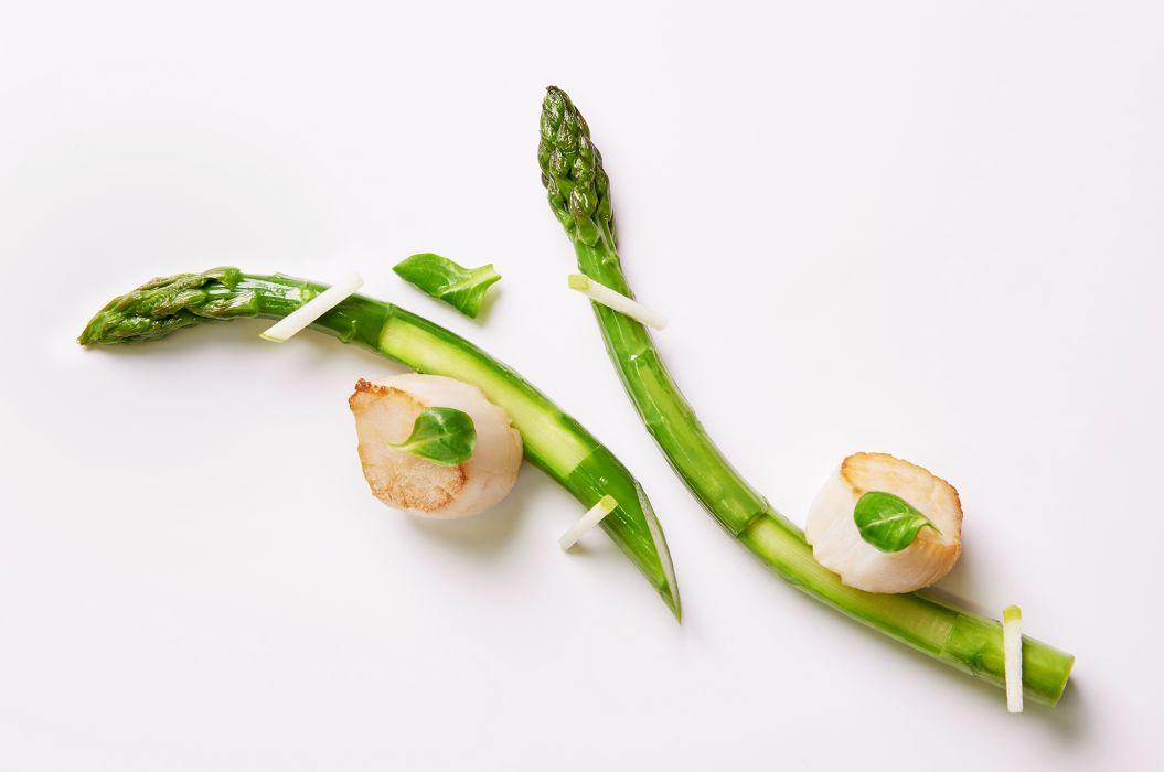 Menu dégustation Découverte des saveurs 8 services au Clos Relais & Chateaux Normandie