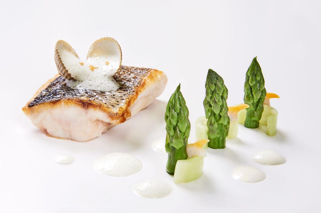 Menu Gourmet 4 services Le Clos Relais & Chateaux Normandie
