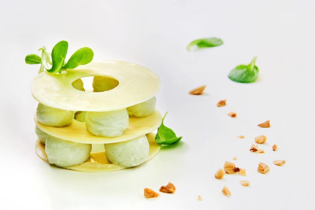 Menu Gourmand 5 services Le Clos Relais & Chateaux Normandie