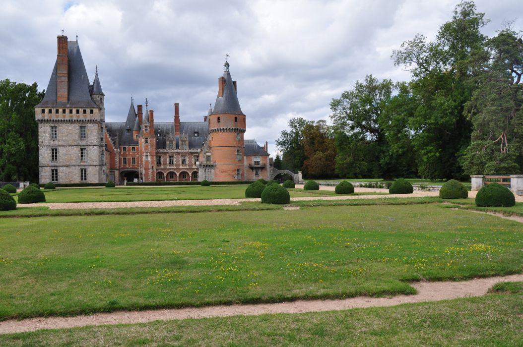 """Séjour """"Château de Maintenon et ses jardins à la Française"""" Le Clos Relais & Chateaux Normandie"""